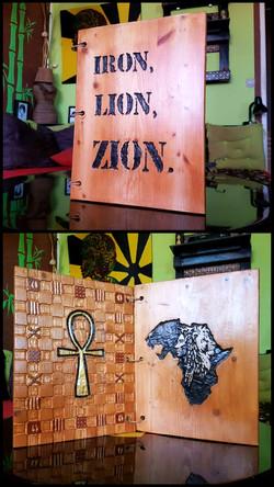 Iron, Lion, Zion