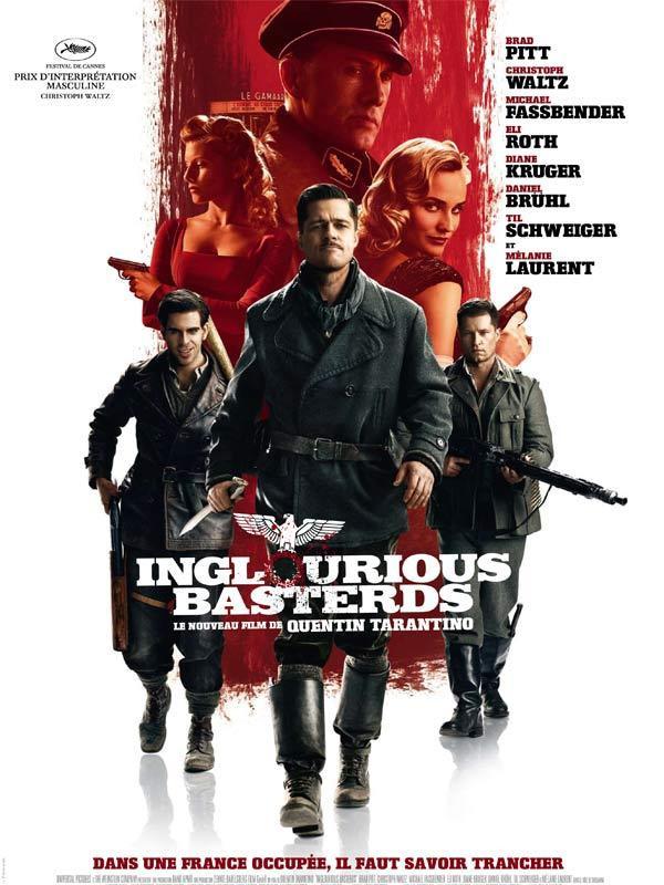 Inglourious Basterds ou la Résistance sauce Tarantino