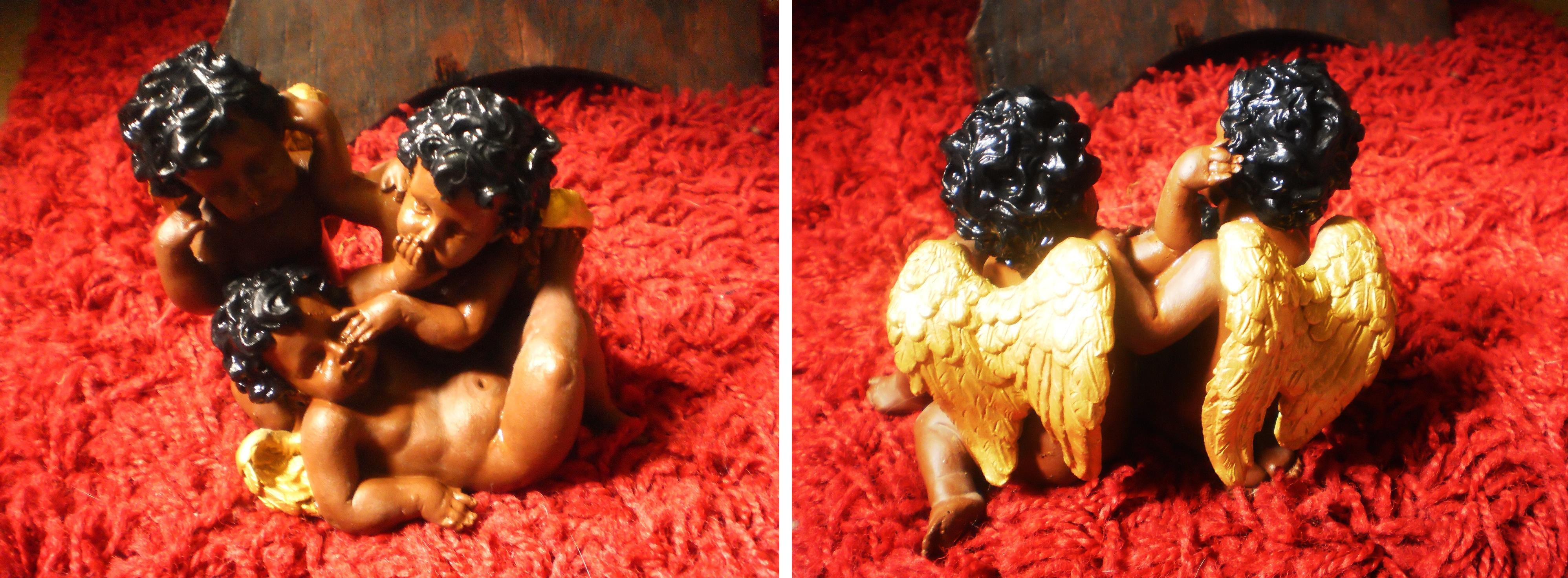 Angelots Noirs 1 - Restauration