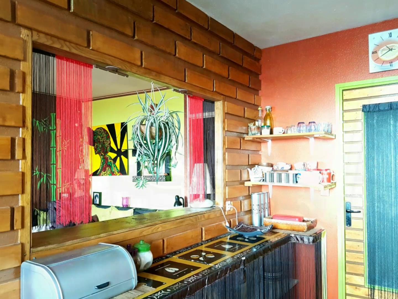 Espace Bar côté cuisine