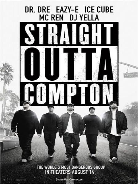"""NWA - Le biopic tiède """"Tout Droit Sorti de Compton"""""""
