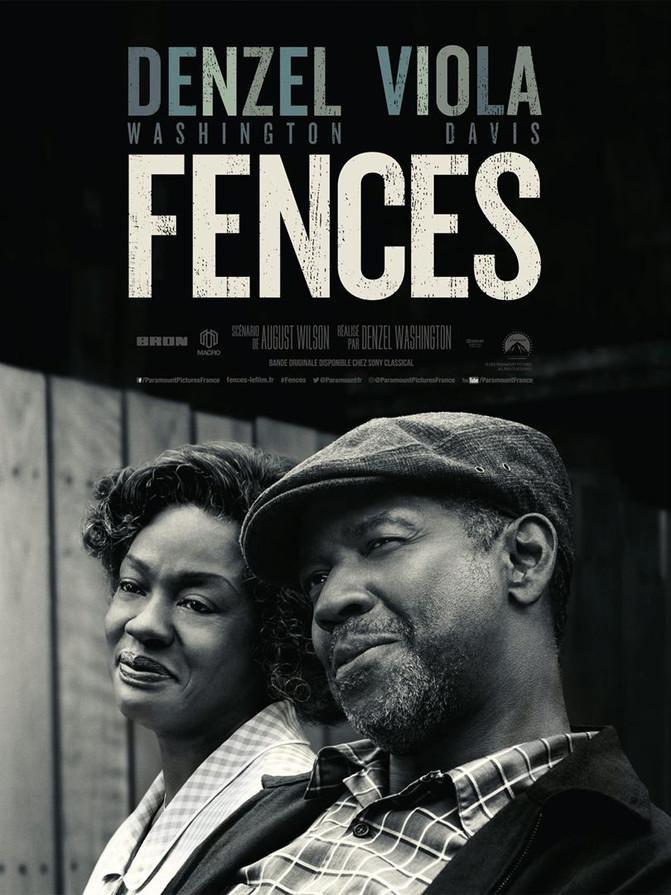 """""""Fences"""" - L'intestinale raclée de l'Uncle Denzel"""