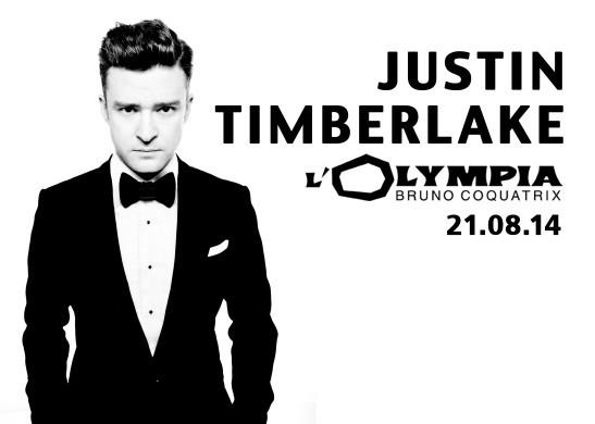 ... Juste UN Timberlake.