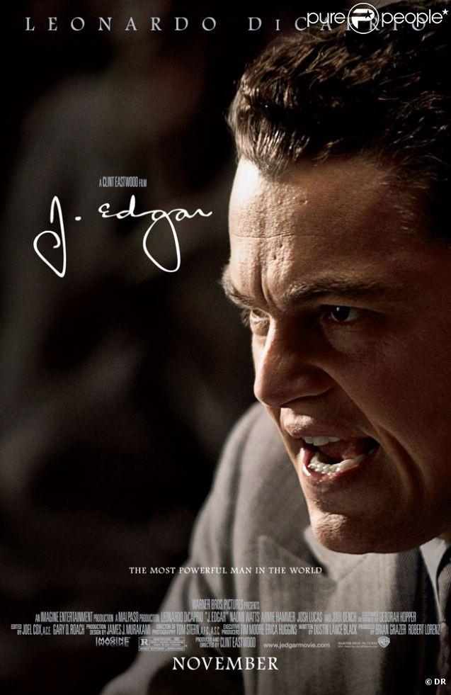 """""""J. Edgar"""", ou comment rendre sympathique un Enfoiré."""