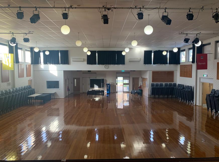 KIlvington Main Hall
