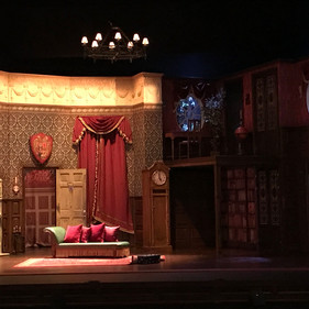 THE PLAY THAT GOES WRONG (Londons Westend)
