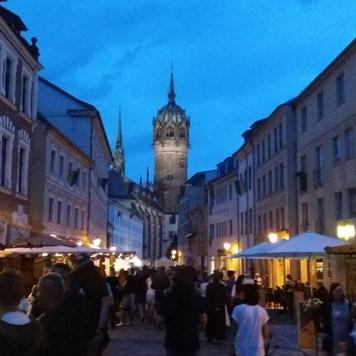 Wittenberg Altstadt Sachsen-Anhalt
