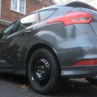 Focus winter wheels