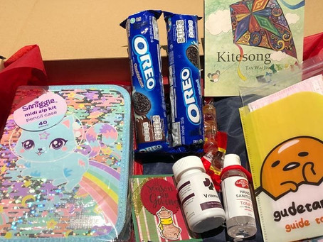 Christmas Joy for Children and Youth of Prison Fellowship Singapore