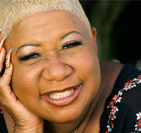 The Bad Girl of Comedy Gets Candid: Luenell Brings the Heat On & Off the Stage