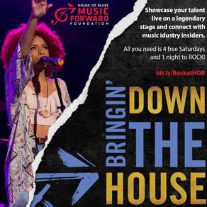 HOB Presents 'Bringing Down the House'