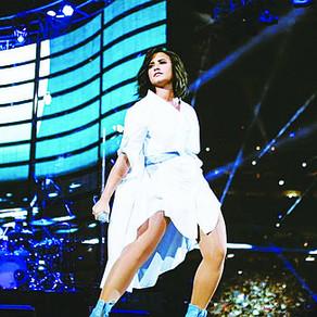 Demi Lovato Takes Control of the Houston Rodeo