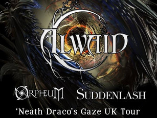 'Neath Draco's Gaze UK Tour