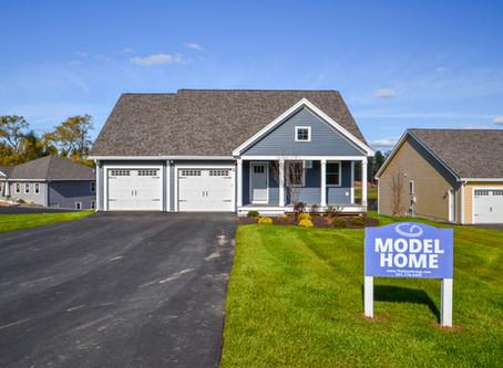 Three Ponds Unveils Model Home