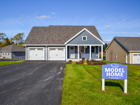 Three Ponds Unveils Model Home