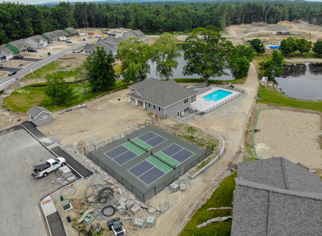 Clubhouse Amenities Officially Open to Residents