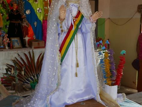 Sainte Marie, mère des vivants