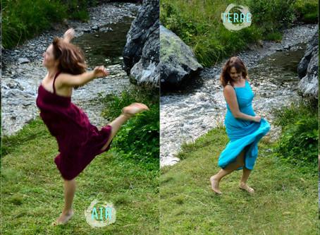 Bienfaits de la danse consciente - méditative