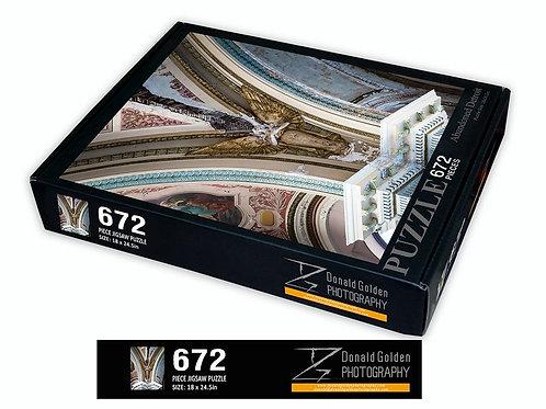 """Guardian - 18x24"""" puzzle"""