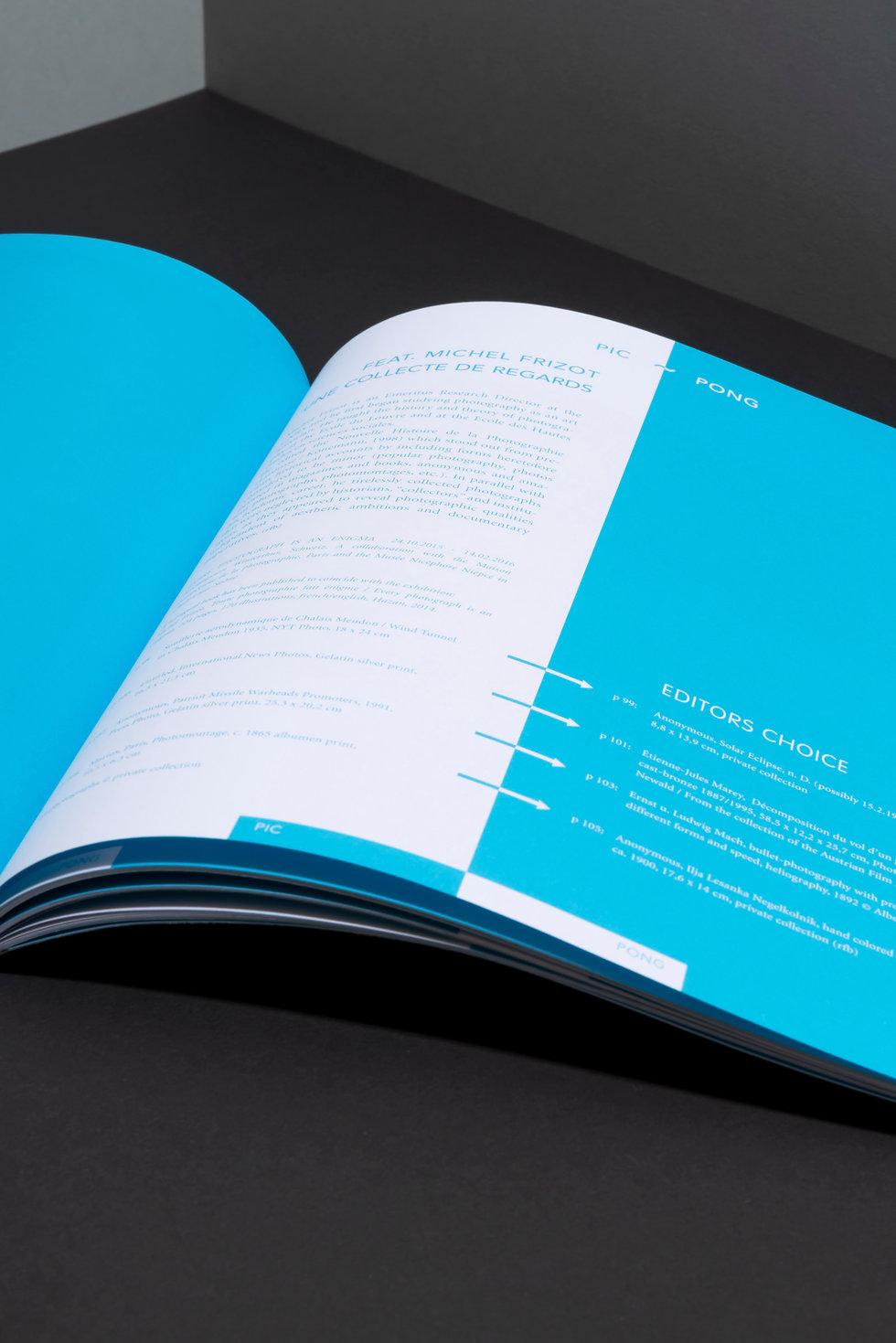 Streulicht Magazine, designed by Bureau Kies