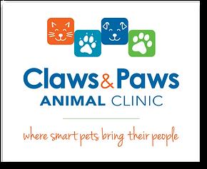 Claws & Paws logo_FINAL_SPOT_COLOR_TAGli