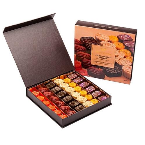 Bombons Chocolate Artesanal Caixa 36 Prestige 430g