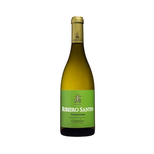 Vinho Branco Encruzado Dão DOC Ribeiro Santo 75cl