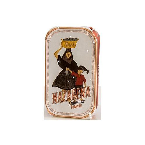 Conserva de Sardinha em Tomate Nazarena 120g