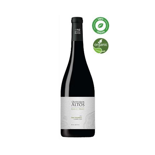 Vinho Tinto Sem Sulfitos Alentejo Outeiros Altos Reserva 75cl