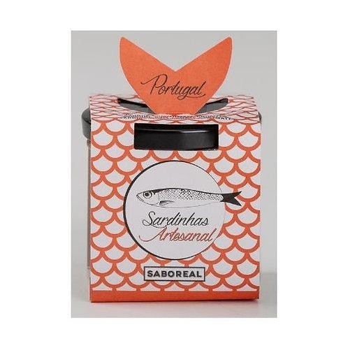 Conserva de Sardinha com Tomate Saboreal 100g