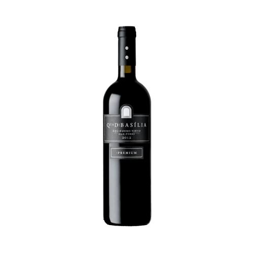 Vinho Tinto Douro Quinta da Basília Premium 75cl