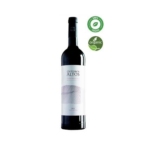 Vinho Tinto biologico Alentejo DOC Outeiros Altos 75cl