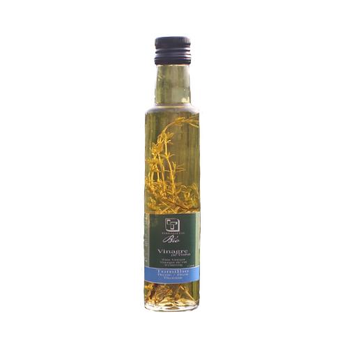 Vinagre Bio de Vinho Branco com Tomilho Terras Altas 250ml