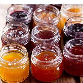 compotas de fruta gourmet