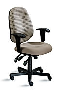 9 to 5 Agent Mid-back chair-office furniture