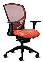 9 to 5 Vault Mesh Back chair-office furniture