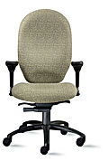 9 to 5 Enduro Hi-Back Chair-office furniture