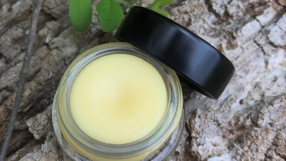 Solid Perfume in Glass