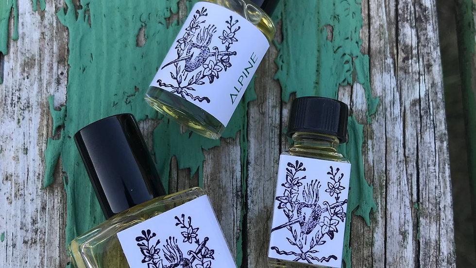 Alpine Perfume oil