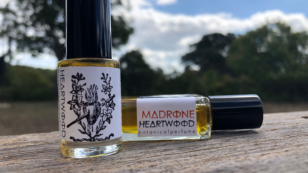 Madrone Perfume Oil