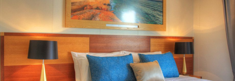 Coral Discoverer - Bridge Deck Balcony