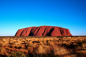 Ayers Rock in Uluru National Park2.jpg
