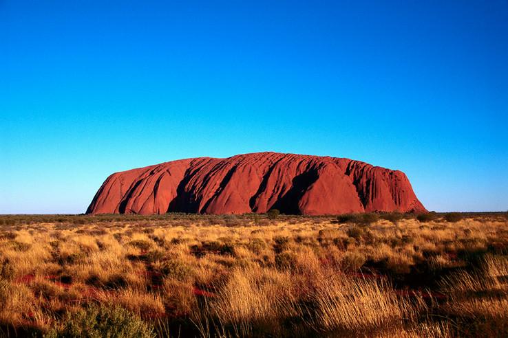 Ayers Rock in Uluru National Park2.jpg
