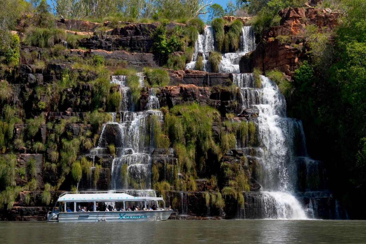 Kings Cascade Waterfalls