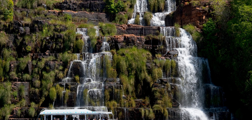 Kings Cascade Waterfalls