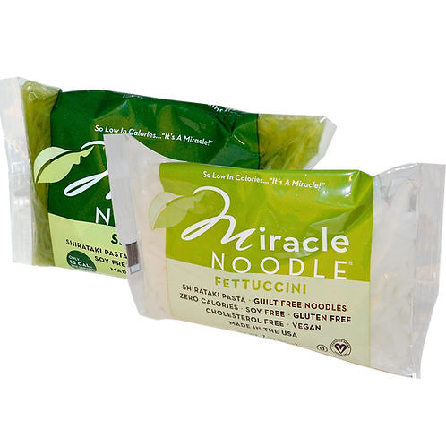 Miracle Noodles Fideos Shirataki sin Calorias
