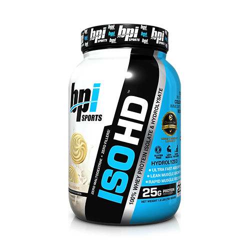 Iso Hd Bpi Sports Proteína 2 Lb