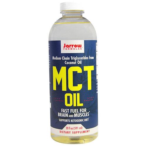 Mct Oil Jarrow Formulas 20 oz