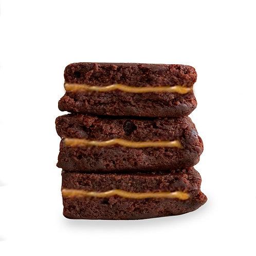 Keto Brownie Con Arequipe sin azúcar Unidad Killerfuds