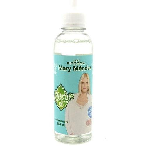 Stevia Liquida Fitcook Mary Mendez x 120 Ml